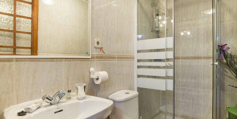 baño apartamento Malasaña