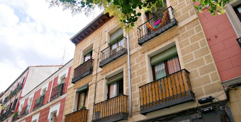 Piso Venta En Calle San Vicente Ferrer – Malasaña – Centro – Madrid