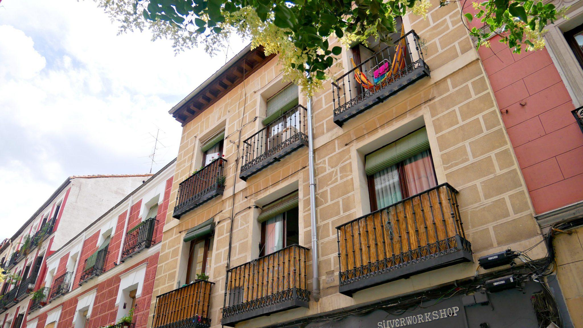Piso Venta En Calle San Vicente Ferrer Malasaña Centro Madrid