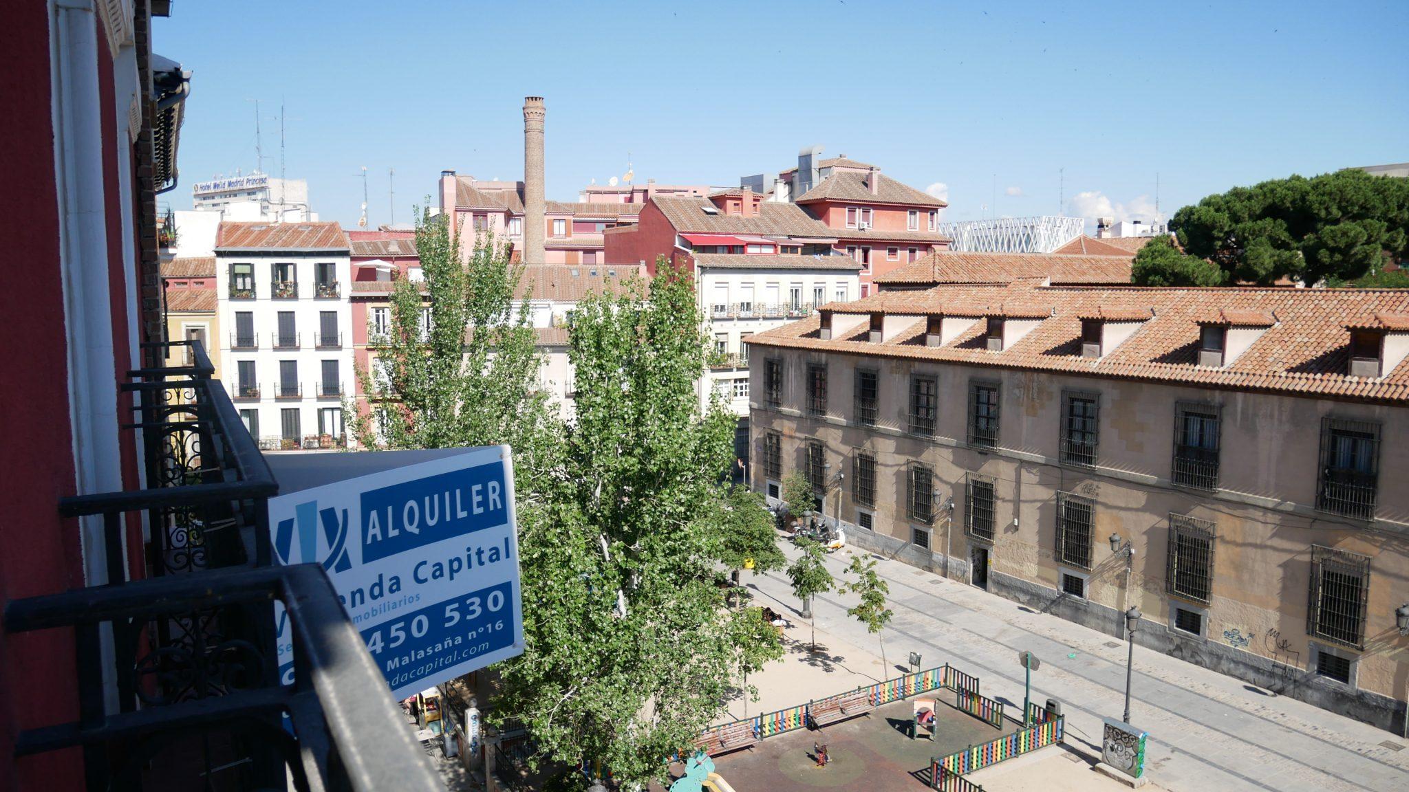 Apartment In Calle La Palma Malasana Centro Madrid