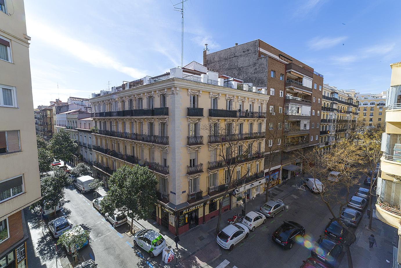 Piso en Calle Alburquerque – Trafalgar – Chamberí – Madrid