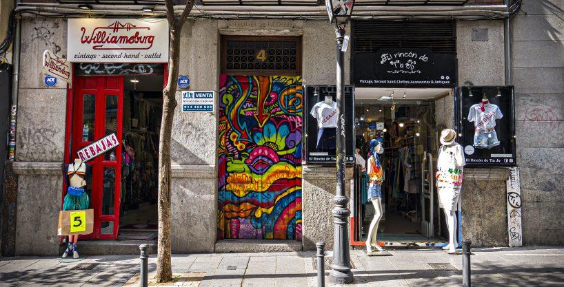 Piso En Calle Velarde – Malasaña – Centro – Madrid