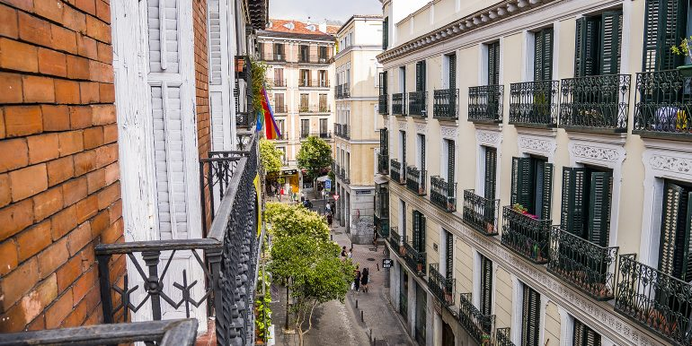VENTA PISO VELARDE MALASAÑA MADRID CENTRO