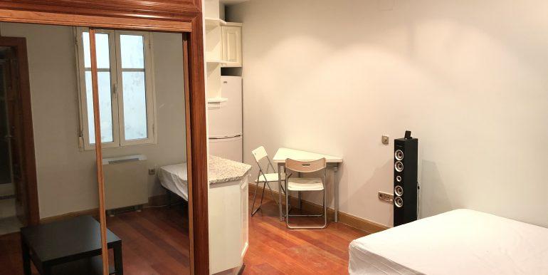 Estudio en Valverde- Malasaña-Universidad- centro- Madrid (5)