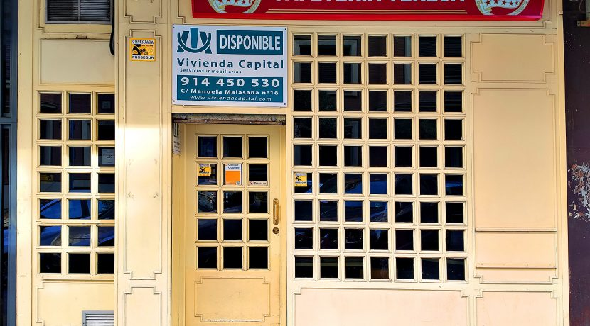 Local en Venta en calle Espronceda