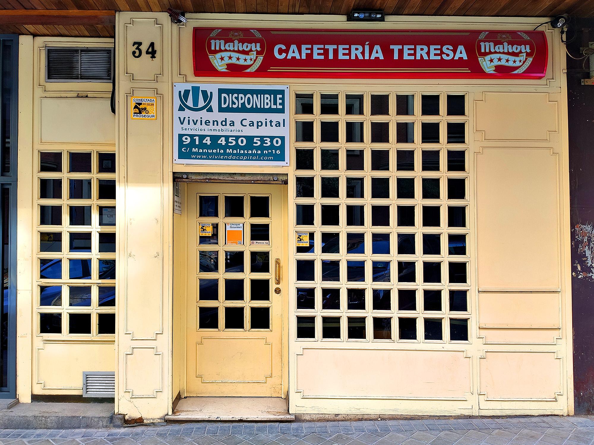 Local en Venta en Calle Espronceda – Chamberí – Ríos Rosas – Madrid