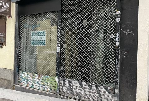 Alquiler Local en calle Valverde zona Malasaña