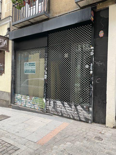 Alquiler Local en Valverde | Malasaña (Centro-Madrid)
